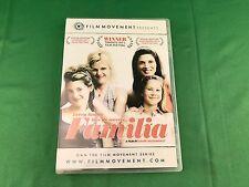 Familia (DVD, 2007)  Louise Archambault**RARE**INT'L FILM FESTIVAL AWARDS**ART**
