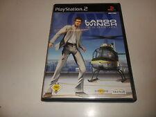 PlayStation 2 PS 2 largo Winch-Empire under Threat