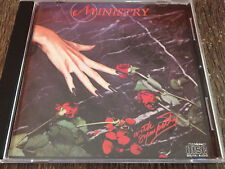 MINISTRY - With Sympathy CD Synth Pop / New Wave USA