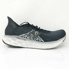 New Balance Mens Fresh Foam 1080 V10 M1080K10 Black Running Shoes Size 10 D