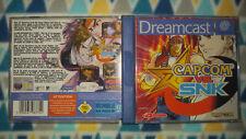 Capcom VS SNK Dreamcast Pal España