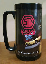 MATCO Tools Thermo Serve Insulated Coffee Mug Corvette Stingray cup tumbler