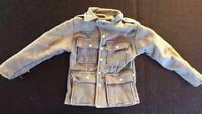 1/6 Scale WW2 German Army Tank Jacket 21st Century Toys w/ tank patch