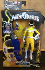 NEW In BOX Saban Power Rangers in Space Legacy Collection Yellow Ranger
