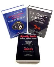 Defrauding America / Drugging America / 3 Book Bundle / by Rodney Stich