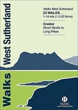 Walks West Sutherland (Hallewell Pocket Walking Guides), Good Condition Book, Ro