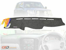 "DASH MAT for TOYOTA Landcruiser 100 Series 2/1998-10/2002 ""air-bag"" grey DM744B"
