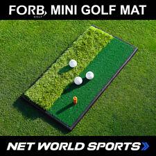 Para losB pad de inicio Golf Práctica Esterilla (2 en 1 Fairway & áspero Golpear Mat)