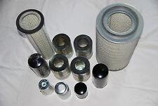 Filtersatz für Zettelmeyer Radlader ZL 602 SL mit Deutz Motor BF 4L 1011T