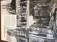 m8-1 ephemera 1938 ww1 picture 1914 soissons devastated
