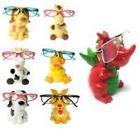 Glasses Holder Money Jar Piggy Bank Specs Stand Novelty Gift