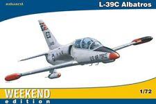 Eduard 1/72 L-39C Albatros Weekend Edition # 7418