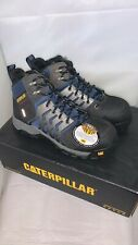 Mens Caterpillar Induction Composite Toe/Midsole S1P Safety Boots Size UK 6