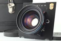 【 N MINT+++ 】 Schneider Kreuznach Super Symmar HM 120mm f/5.6 MC Lens from JAPAN