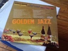 Charlie Parker Records Golden Jazz LP