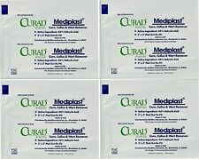 Mediplast Corn Wart Callus Remover CUT TO FIT Pad ( 4 PADS )