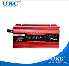 Modified Power Inverter 1000W Off Grid Sine Wave Inverter Car Converter 12V 220V