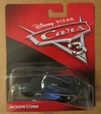 Disney Pixar Cars 3 JACKSON STORM ~ NIP