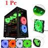 15 LED Light DC 12V 4Pin PC Computer Case Cooling Cool Fan Mod 120x120x25mm
