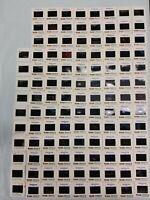 Lot Of 114 35mm Ektachrome Kodak Premium Mostly Cranberry Bog Operations Slides