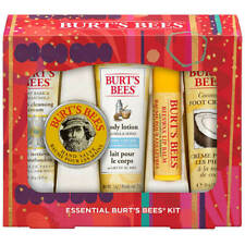 Burt's Bees Essential Kit (5 items included)