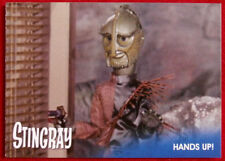 "STINGRAY - ""Hostages of the Deep"" - HANDS UP! - Card #05 - Unstoppable 2017"