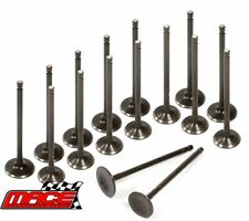 16 X STANDARD INTAKE & EXHAUST VALVE FOR HOLDEN ASTRA TS AH X18XE1 Z18XE 1.8L I4