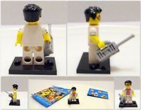 Lego Series 17 Collectible Minifigure - Your Choice - New/Opened - Complete