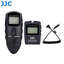 Temporizador de control remoto inalámbrico JJC para Canon EOS 7D 6D Mark 5D Mark IV III 5DS II