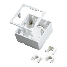 Kopp Nautic Heizungshauptschalter AP-FR anthrazit Heizung Elektro Schalter NEU