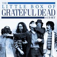 THE LITTLE BOX OF GRATEFUL DEAD   by GRATEFUL DEAD Compact Disc - 4 CD Box set