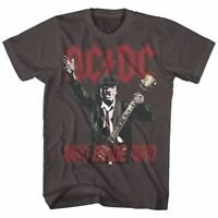 T-SHIRT baby ACDC She/'s Got the Jack AC DC Angus Young rock /& roll poker texas