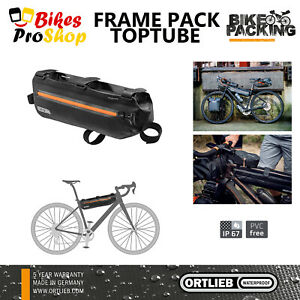 ORTLIEB Frame Pack TopTube - Bike Bicycle Frame Bag WATERPROOF GERMANY 2021