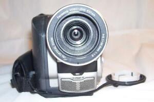 Panasonic NV-DS37B Camcorder DS37 MiniDV.Tape. DV/AVout.VGC.1-yr warranty. Boxed
