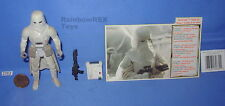 """Star Wars 1997 SNOWTROOPER with File Card & UPC 3.75"""" Figure COMPLETE Figure #2"""
