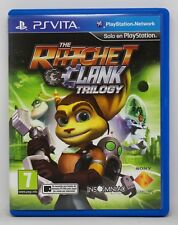 THE RATCHET & CLANK TRILOGY - PSVITA PS VITA - PAL ESPAÑA - AND TRILOGIA