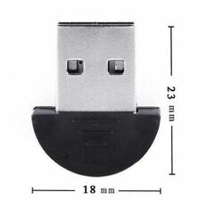 Premium Mini USB 2.0 Wireless Bluetooth Dongle Adapter Adaptor for PC, Laptop