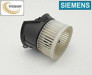 Peugeot 407 2004-2011 2.0HDi Heater Blower Fan Motor Siemens  7737080901AA