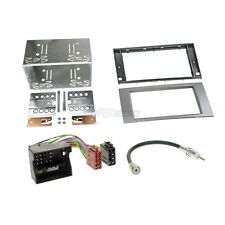 Ford Galaxy 06-07 2-Din Car Radio Installation Set Adapter Cable FACEPLATE