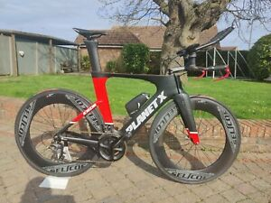 PLANET X EXOCET 3 Time trial bike large