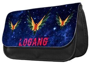 Logang Maverick Pencil case..make up case, back to school gift,Gift for child.