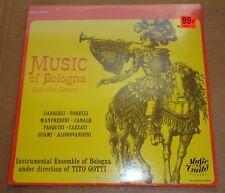 Tito Gotti MUSIC OF BOLOGNA - Music Guild MS-130 SEALED