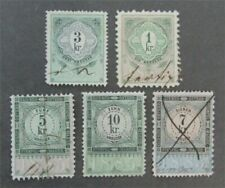 nystamps Austria Stamp Used Unlisted