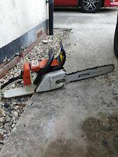 Stihl 024 chainsaw Rollomatic E