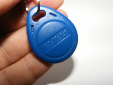 10x RFID Transponder Schlüsselanhänger Keyfob 125Khz EM4100 Kellnerschlüssel