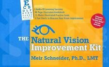 The Natural Vision Improvement Kit by Meir Schneider (2006, Mixed Media,...
