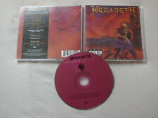 Megadeth Peace Sells... but who's buying REMASTERED + four bonustracks 2004