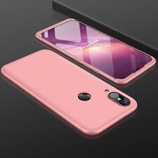 Para Huawei P20 Pro Lite Funda Carcasa 360 ° Protección completa Híbrido case