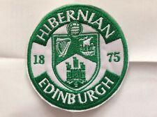 Patch Hibernian Edinburgh Scottish First Division Scotland UEFA