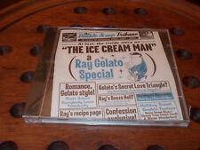 Ray Gelato - The Ice Cream Man Cd ..... New
